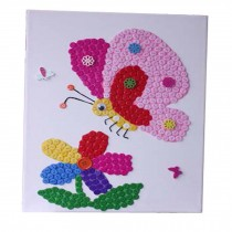 Animal Pattern Style Hand Painted/Parent-child Entertainment/Butterfly