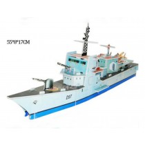 Creative Lovely 3D Ship Jigsaw Puzzle For Children Toys And Games Jigsaw
