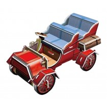Lovely Old Car Jigsaw Puzzle Children 3D Jigsaw Puzzle Educational Toys