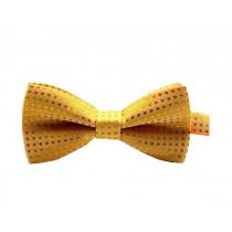 Useful Boy Bow Tie Elegant Clothing Accessory Yellow