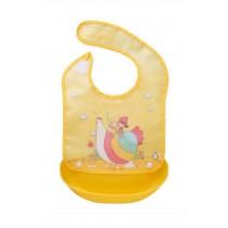 Feeding Bib Soft Bib Plastic Baby Bibs