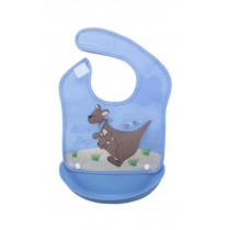 Feeding Bibs Stereo Waterproof Bibs Children