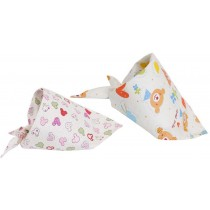 Multi-Functional Triangle Bandana Bib Cute Bandana Bib