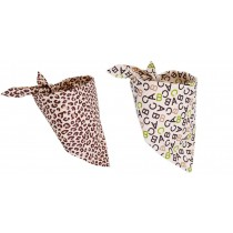 Cute Bandana Bib Drool Bib Multi-Functional Triangle
