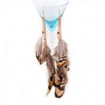 Fashion Earrings Accessories Bohemian Earrings for Women (Ear Hook)