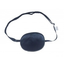 Silk Amblyopia Eye Patches - Dark Blue