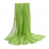 Women's Fashion Sunscreen Shawls Wraps 76.8*57'', Green