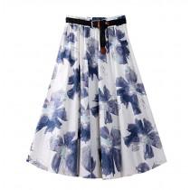 Classic Outdoor Women Summer Skirt Girl Dress