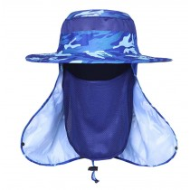 Sun Proof Men Outdoor Cap/Hat with Neck Protection