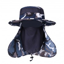 Adjustable Summer Sun-proof Men Hat Fishing Bucket Hat