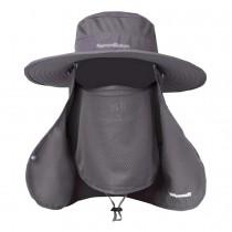 Outdoor Men Cap/Hat Fishing/Hiking Summer Sun Proof Bucket Hat