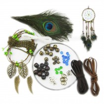DIY Dream Catcher Craft Kit Caught Dreams Handmade Christmas Gifts