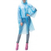 Womens Rain Coats Disposable Rain Ponchos/Set Of 3