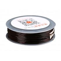 Jewelry Bracelet Beading String Transparent Elastic Cords - 0.6mm