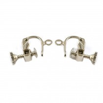 Set of 2 Durable Earring Clips