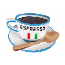 Coffee Cups Creative Interesting Refrigerator Magnets as A Gift