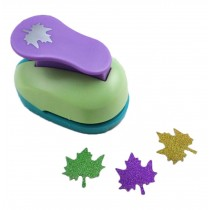 Puncher Scrapbooking Punch Maple Leaf Shaped Hole Punch