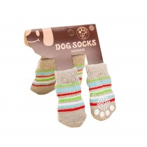 Lovely Pet Spring/Autumn Socks Durable Pet Supplies