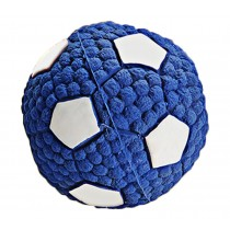 Blue and White Football Design Toys for Dog Chew Toys