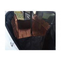 Double Seat Cover for Cars Seat Protector for Pets