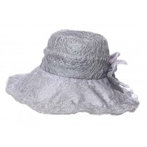 Foldable Wide Brim Beach Sun Hat for Holiday Travel