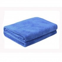 Multifunctional Microfiber Cleaning Cloths, Perfect For Car, Set of 3, Blue