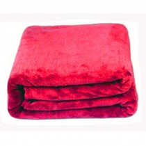 Big Multifunctional Microfiber Cleaning Cloths, Set of 2, Red, 70*140 CM
