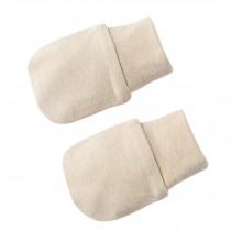 Unisex-Baby Newborn Mittens Soft No Scratch Mittens Baby Gloves, A