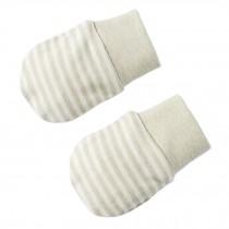 Unisex-Baby Newborn Mittens Soft No Scratch Mittens Baby Gloves, D