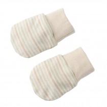 Unisex-Baby Newborn Mittens Soft No Scratch Mittens Baby Gloves, F