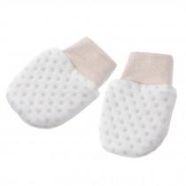 Unisex-Baby Newborn Mittens Soft No Scratch Mittens Baby Gloves, I