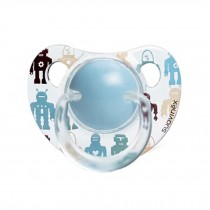 Free Nighttime Infant Pacifier, 0-6 Months??The Little Robot