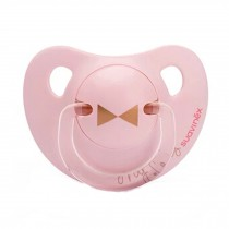 Free Nighttime Infant Pacifier, 0-6 Months??Pink