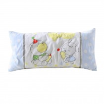 Adorable Soft Newborn Baby Pillow Prevent Flat Head Baby Pillows, J