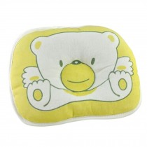 Cute Baby Soft Newborn Baby Pillow Prevent Flat Head Baby Pillows, NO.24