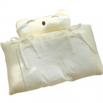 Cute Baby Soft Newborn Baby Pillow Prevent Flat Head Baby Pillows, NO.30