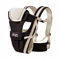 Soft Polyester Baby Carrier Best Child Baby Holding Belt Cotton belt Khaki