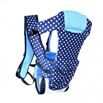 Multifunctional Newborn Baby Carriers For Household & Travel Wave Point Navy