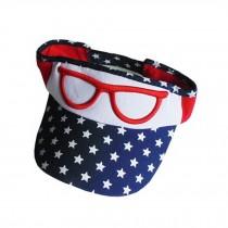 Unisex Baby Hat Sport Sun Cap Visor Peaked Cap Tennis Golf Hat,Adjustable,Navy