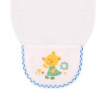 Cute Cartoon Baby Sweat Absorbent Towel Perspiration Wipes Towel,Mouse