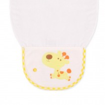 Cute Cartoon Baby Sweat Absorbent Towel Perspiration Wipes Towel,Giraffe