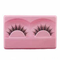 Handmade Natural Soft False Eyelashes Fake Eye Lash,Long And Thick