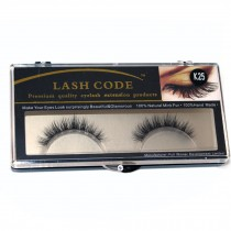 Handmade Natural Soft False Eyelashes Fake Eye Lash/ High-Grade