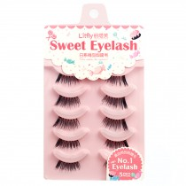 Handmade Natural Soft False Eyelashes Fake Eye Lash/ High-Quality Fake Eyelashes