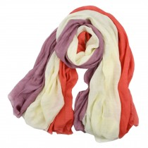 Womens Girls Colorful Fashion Scarf Comfortable Scarves Shawl Wrap, J