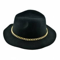 Billycock/ Women  Trendy  Bowler Hat Cap/ Classic Style/ Homburg