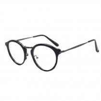 SPlain Glasses Radiation Protection Computer Phone Anti-glare Eye Protection Blue Light,Bright black