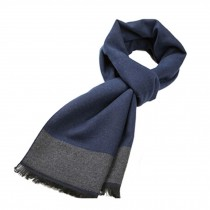 Wool Cashmere Winter Warm Scarf Neck Wrap Scarves Mens Scarves,B