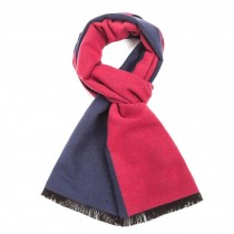 Wool Cashmere Winter Warm Scarf Neck Wrap Scarves Mens Scarves,E