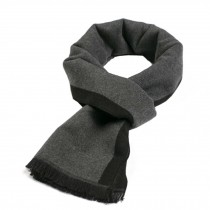 Wool Cashmere Winter Warm Scarf Neck Wrap Scarves Mens Scarves,G